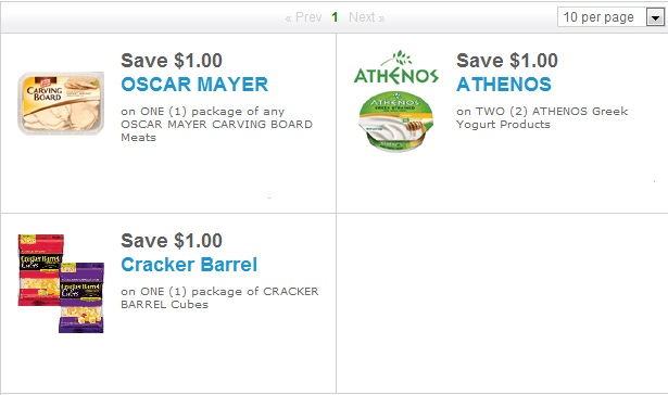 2011 01 16 archive on oscar mayer carving board meats coupons save 1 with
