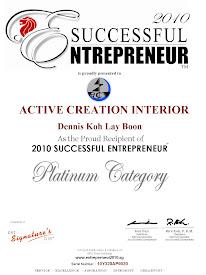 2010 Successful Ntrepreneur