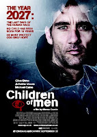 children of men dvd cover