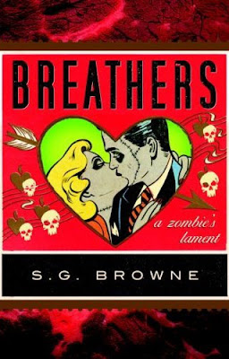 Breathers book cover