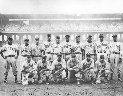 1943 Negro League team photo