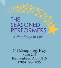Seasoned Performers logo