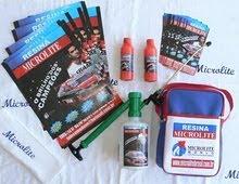 Cera líquida Microlite Compre aqui os Kits Microlite de 100 ou 250 aplicações