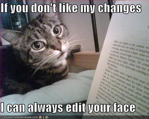 Does Your Face Need Editing?