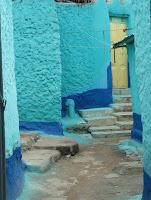 Callejón típico de Harar