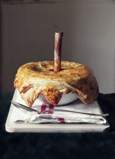 What Katie Ate » Lamb Shank Pie with Rosemary and Red Wine
