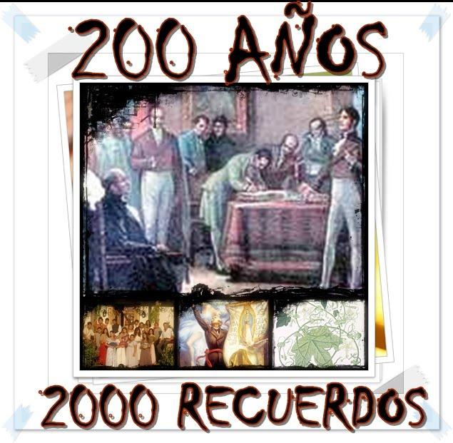 200 AÑOS 2.000 RECUERDOS