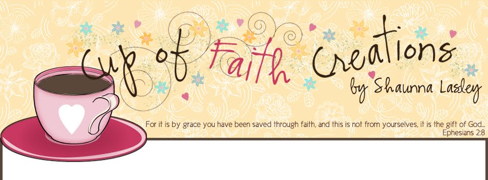 Cup of Faith Creations