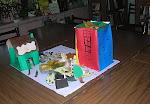 """Biblioteca """"CODRU"""" în viziunea copiilor"""