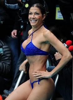 Sexy Catherine Siachoque
