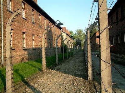 Fotografía de Auschwitz, tomada por Asi