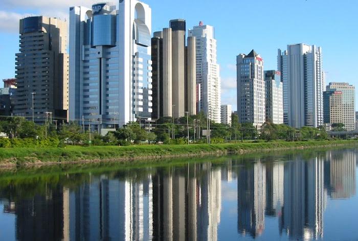 Rio Pinheiros - Brooklin