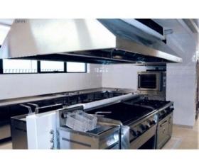 Cocinas industriales familiares cocinas industriales para el hogar y de uso comercial fotos - Campana cocina industrial ...