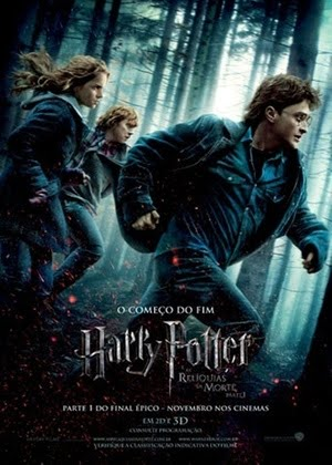 Harry Potter e as Relíquias da Morte: Parte 1 – TS – 2010