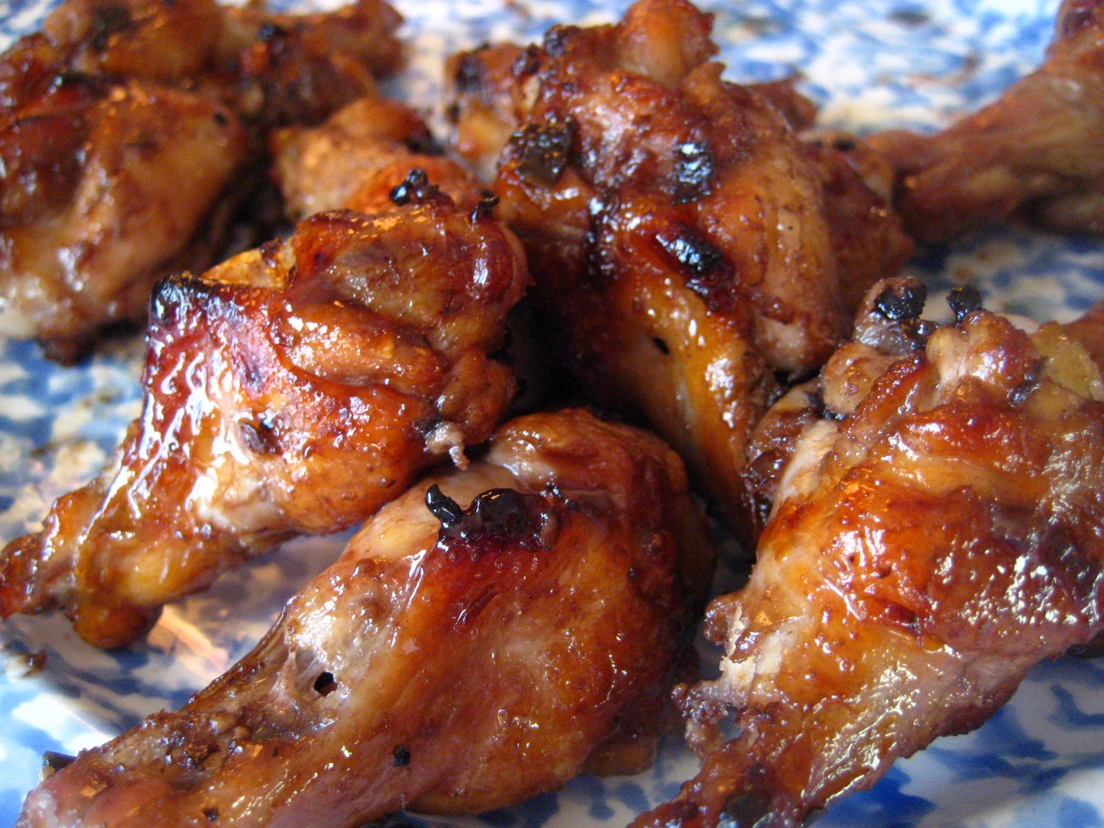 Raspberry Jalapeno Chicken Wings. Sweet and Spicy Like Antonio ...