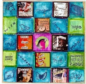 past ARTchix Studio challenges