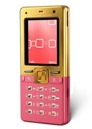 JJ's Sony Ericsson T650i