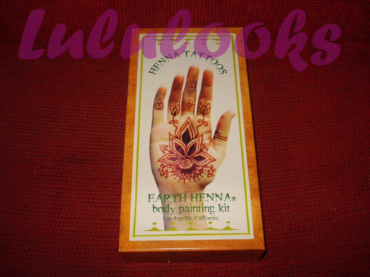 Jacquard Mehndi Henna Kit Walmart : Henna ink kits myideasbedroom