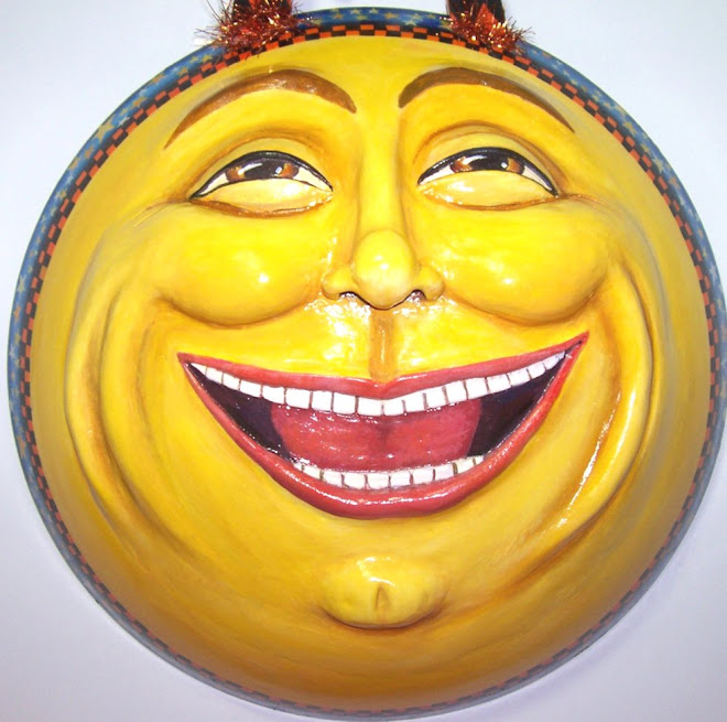 Grinning Moon Bowl