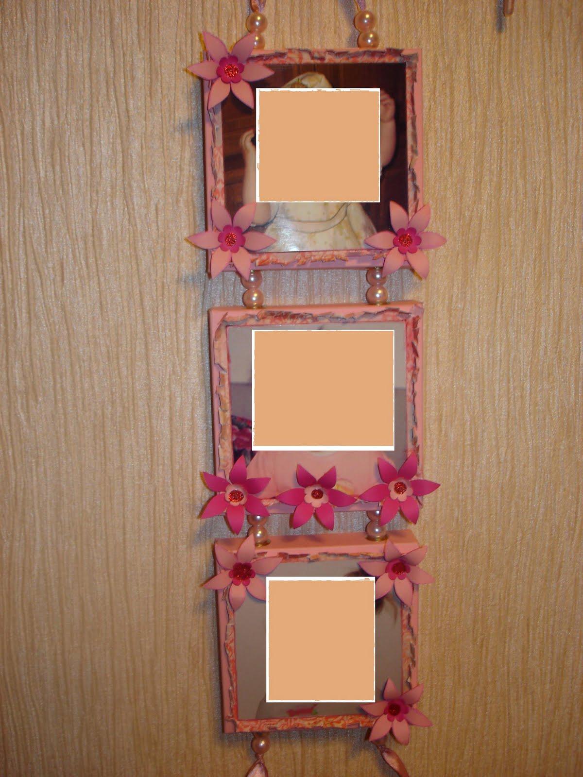 Как украсить рамки с фотографиями своими руками 992