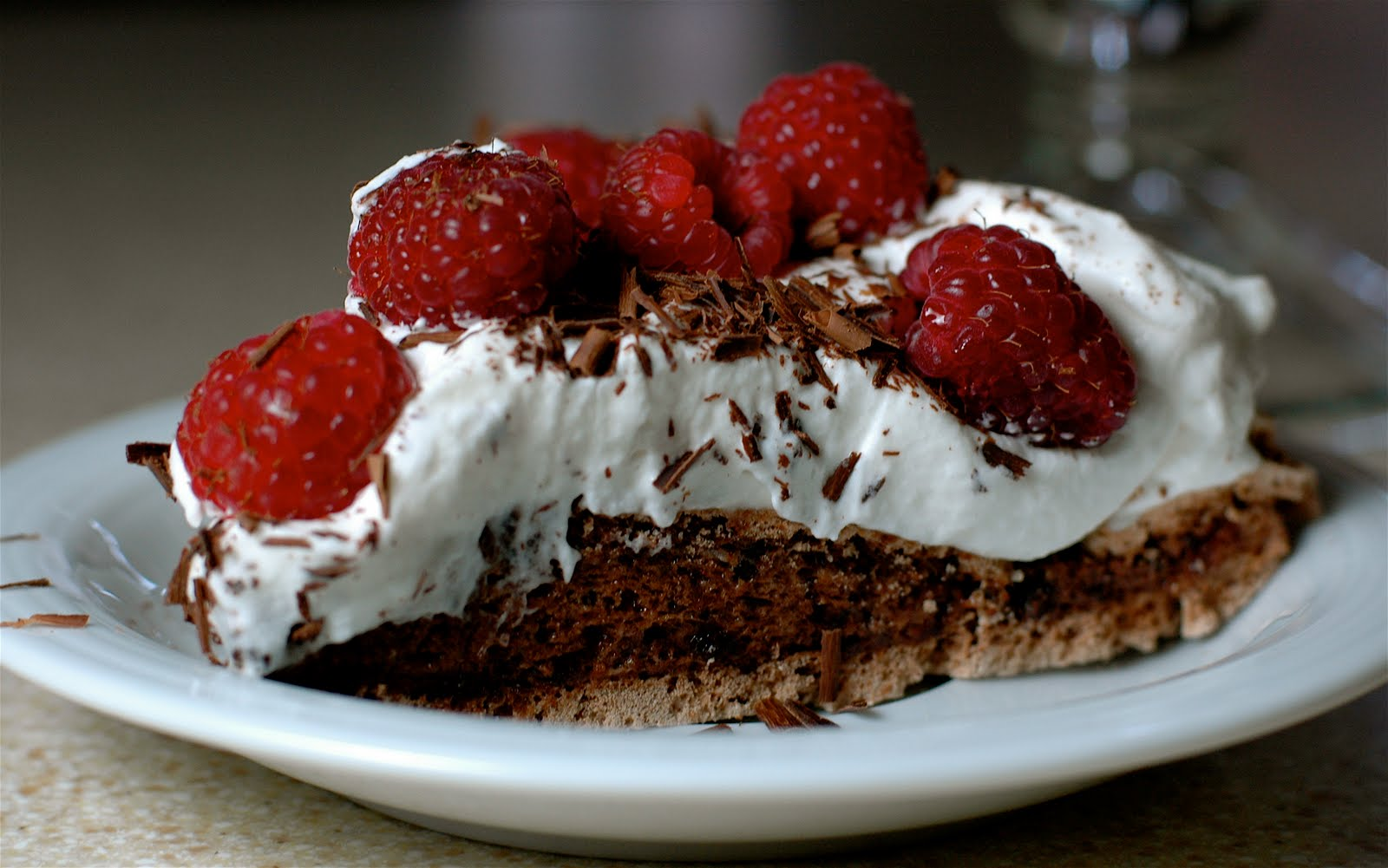 Chocolate Raspberry Pavlova Cake Ideas and Designs