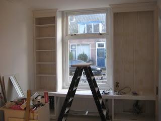 Home Kreatief - bouwen aan een warm nest: Boekenkast