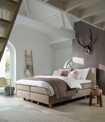 Home Kreatief - bouwen aan een warm nest: Slaapkamer rustiek