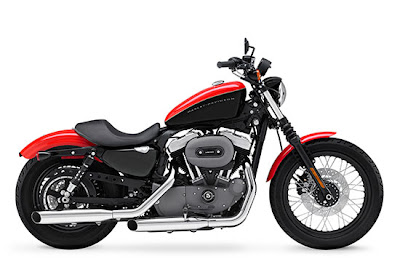 2010 New Classic Motorcycles Harley-Davidson Sportster 1200 Nightster XL1200N