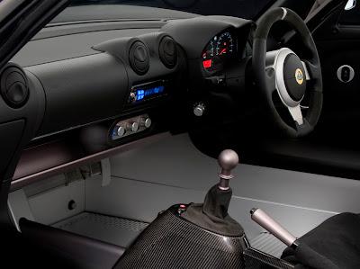 2010 Lotus Exige Scura Interior