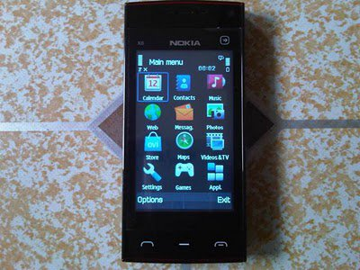 hp replika nokia X6