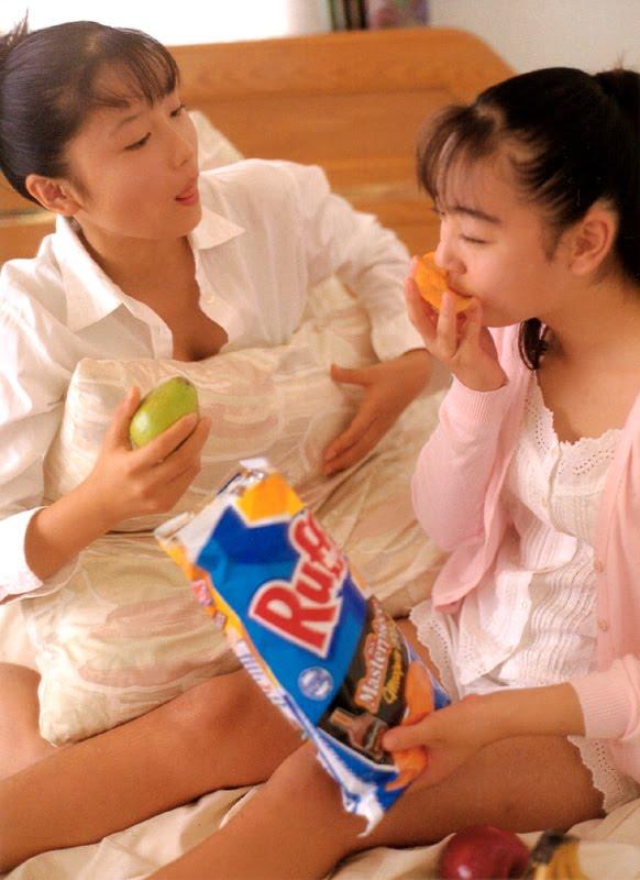 yoto mitsuya and saori nara sexy photos 13