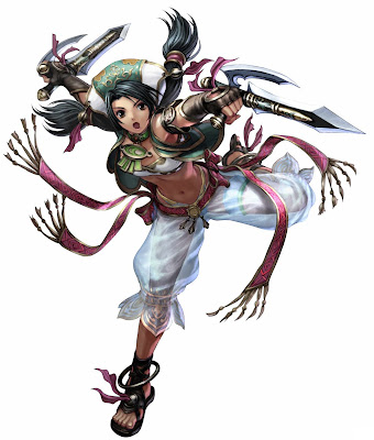 Talim soul calibur sexy photos