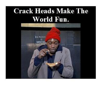 Crackhead dating advice