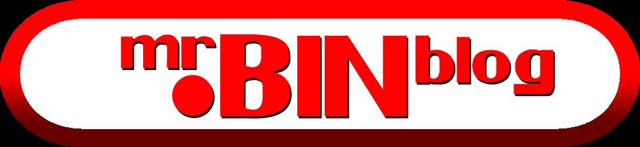 mr .BIN Blog  -  explosão de informações