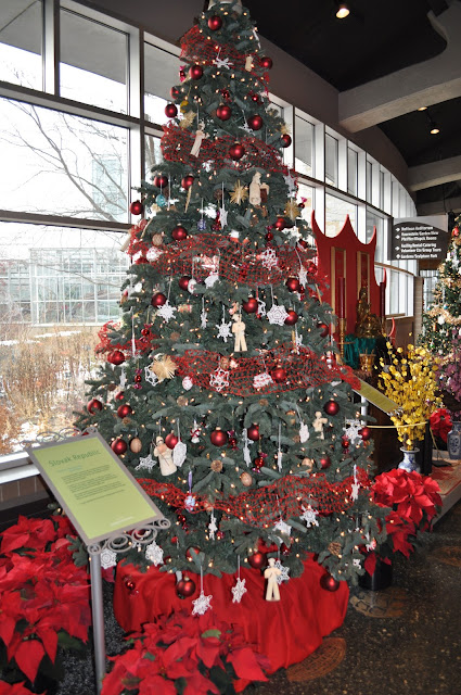 Michigan Cottage Cook England Slovak Republic And Switerland Christmas Trees From Meijer Gardens