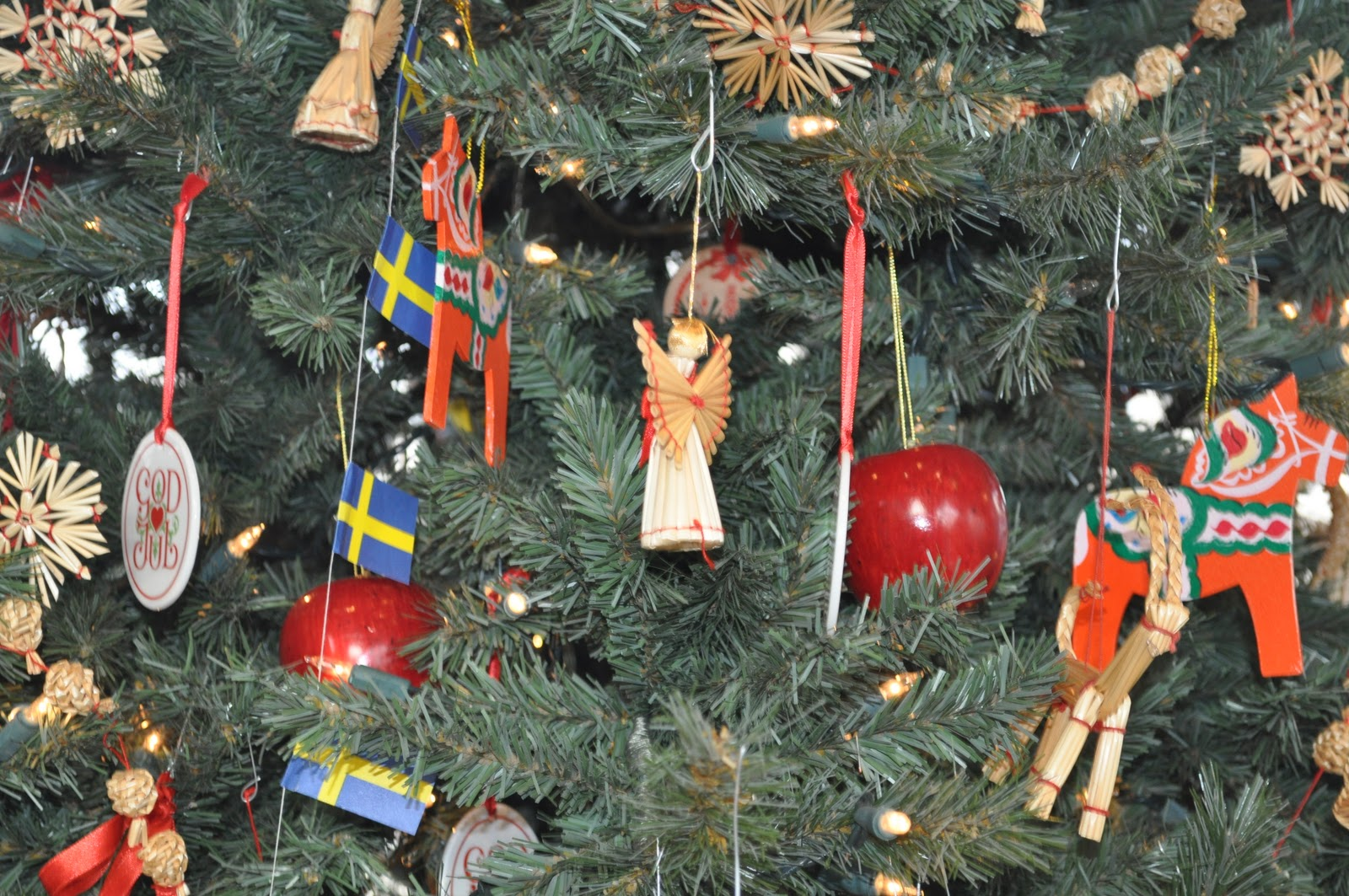 michigan cottage cook christmas trees from south korea netherlands and sweden - Swedish Christmas Tree