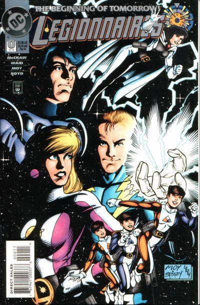 The Cool Kids Table: Underrated/Overlooked: Legion of Super-Heroes ...