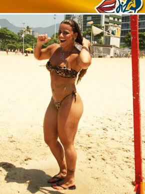 Chicas En Las Playas De Brasil Verano