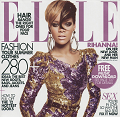 Fotos Rihanna Revista Elle USA Julio 2010