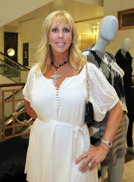 who is vicki gunvalson boyfriend. Vicki Goes to Fashion#39;s Night