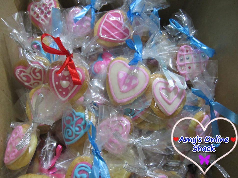 Cookies For Wedding Door Gift : Amys Sweet Bite ??: Wedding Door giftsCookies