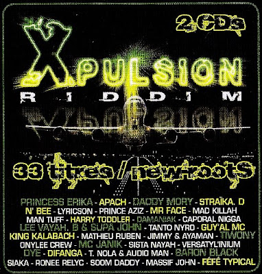 Xpulsion Riddim (2 -CD) -2007 - Página 2 Cover
