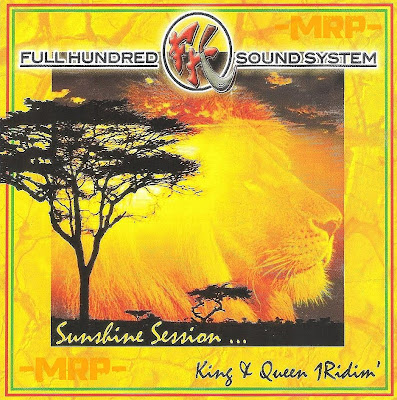 Sunshine Session Vol.1-King and Queen Riddim-2009(EXCLU) Cover+Exclu+mrp