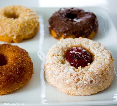 Babycakes vegan donut recipes