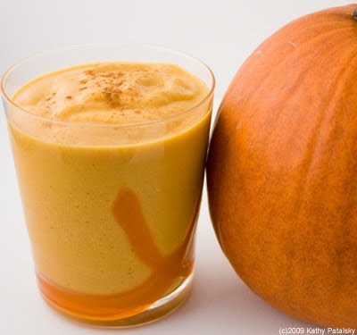 Pumpkin Pie Shake. Vegan. Pie Lovers'.
