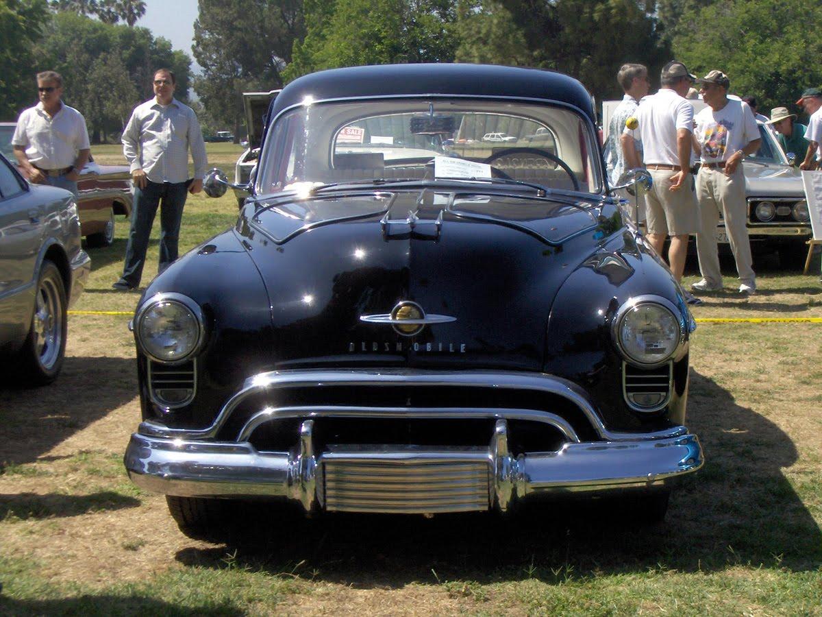 1950 Oldsmobile.