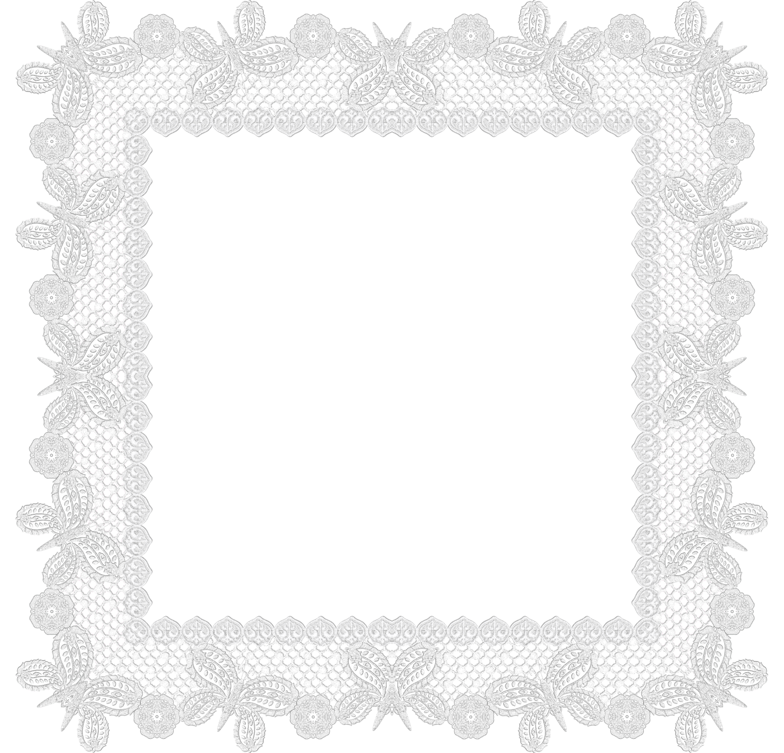 Free Lace Border Png | Joy Studio Design Gallery - Best Design