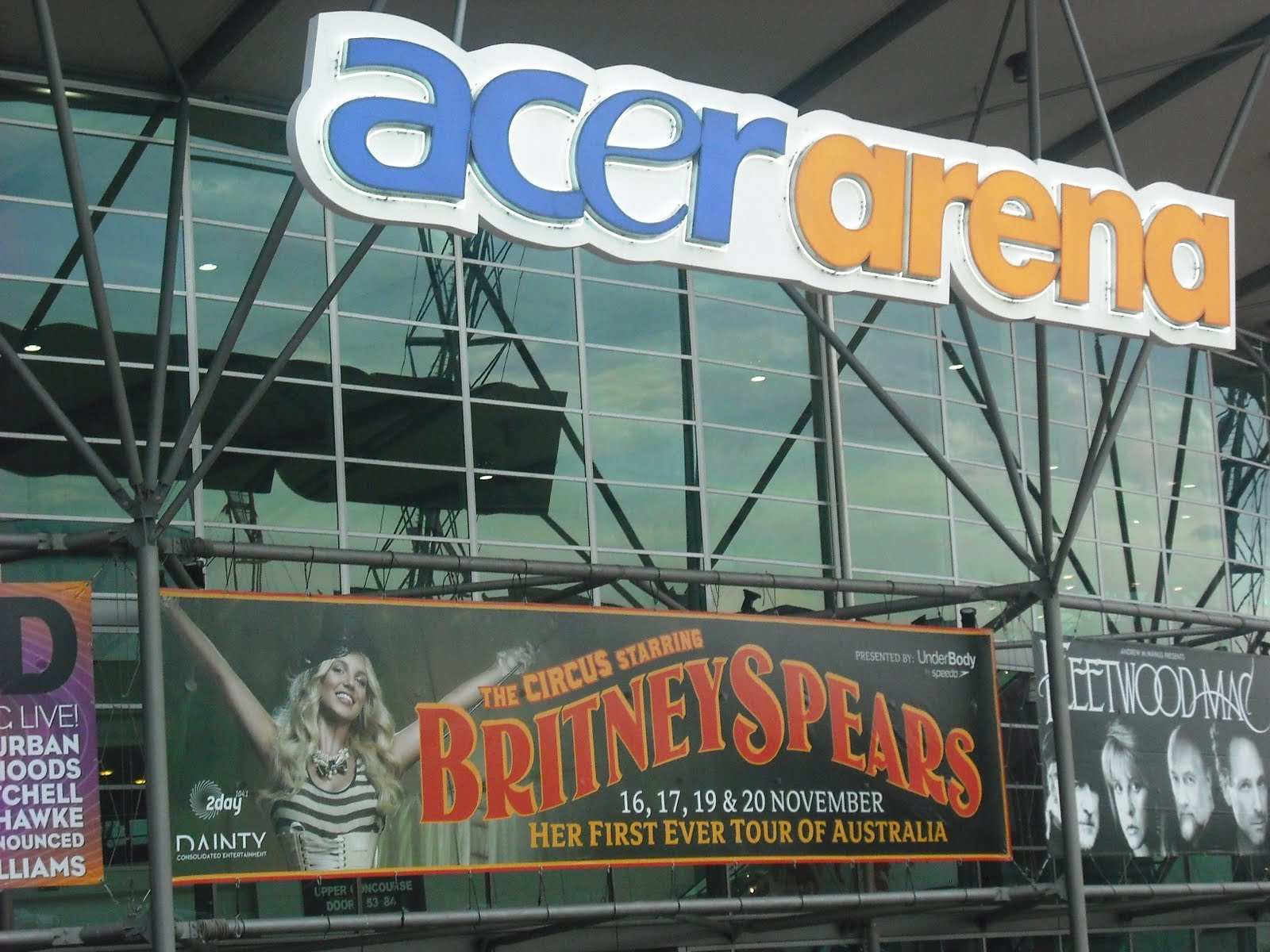 Britney%2BConcert%2B001 thong teen model