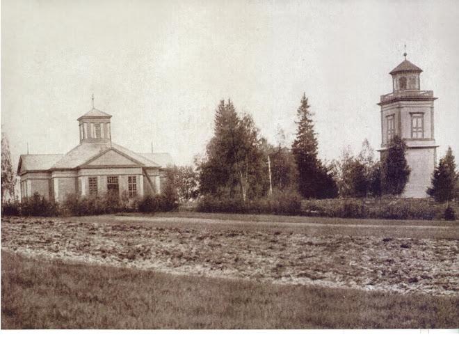 Pornaisten vanha kirkko