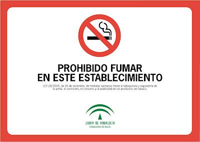 La disposición mala que ha dejado fumar